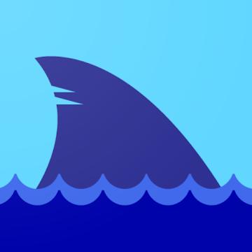 Sharky wallpaper